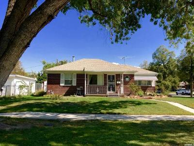 Salt Lake City Single Family Home For Sale: 446 N 1200 W
