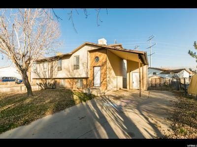 Davis County Single Family Home For Sale: 2380 S 300 W
