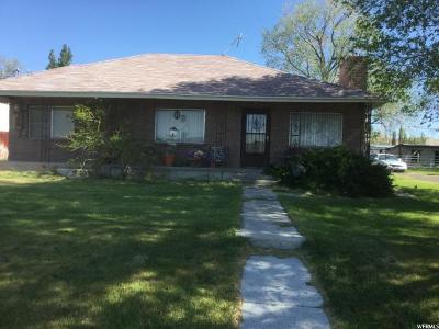 Emery UT Single Family Home For Sale: $100,000