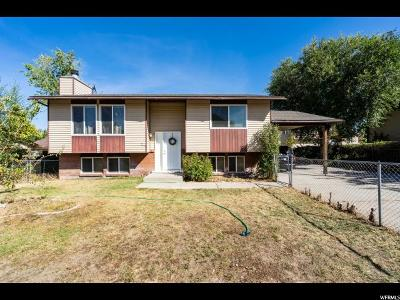 Magna Single Family Home For Sale: 3541 S Toolson Dr