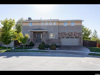 Lehi Single Family Home For Sale: 2565 N Stonehaven E
