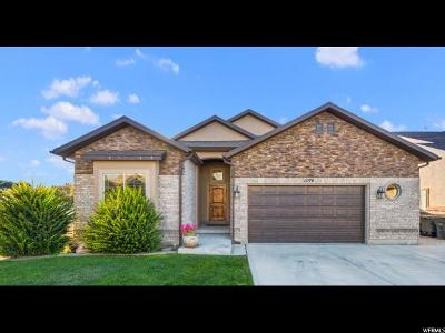 South Jordan Single Family Home For Sale: 11174 S Cadbury Dr