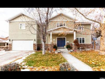 Provo Single Family Home For Sale: 833 N 1200 E