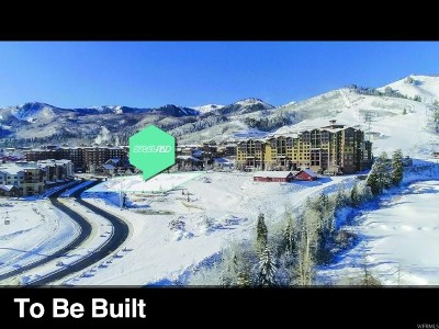 Park City Condo For Sale: 2670 Canyons Resort Dr #423