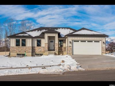 Heber City Single Family Home Under Contract: 787 N Rolling Hills Dr #2