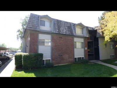 Provo Condo For Sale: 1654 N Woodland Dr W #C