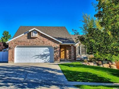 South Jordan Single Family Home For Sale: 4442 W Knox Dr S