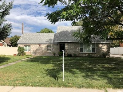 American Fork Single Family Home For Sale: 60 W 200 N