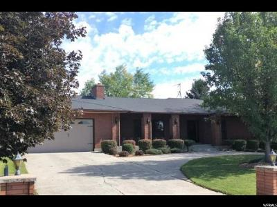 Preston Single Family Home Under Contract: 908 Fairway Dr