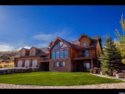 Single Family Home For Sale: 172 Deer Ridge Trail