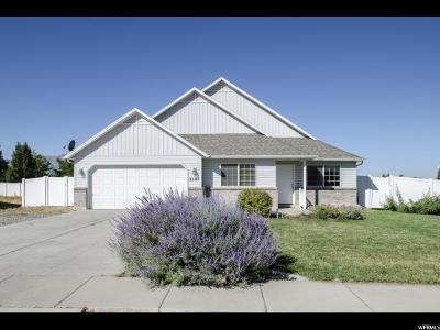 Nibley Single Family Home For Sale: 2297 S 770 W
