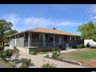 Weber County Single Family Home For Sale: 4847 S 1700 W