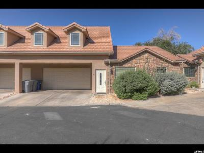 St. George Single Family Home For Sale: 449 W 500 N #5