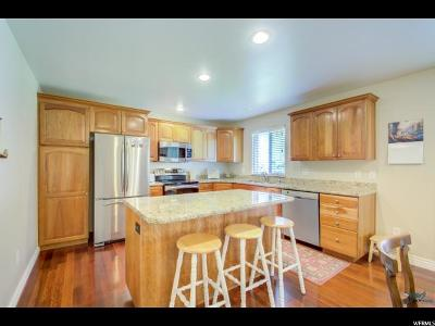 Cottonwood Heights Single Family Home For Sale: 7005 S Chris Ln