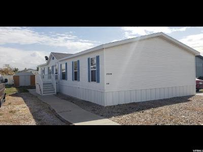 West Valley City Single Family Home For Sale: 2689 S Education Cir W #50