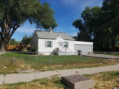 Delta UT Single Family Home For Sale: $99,900