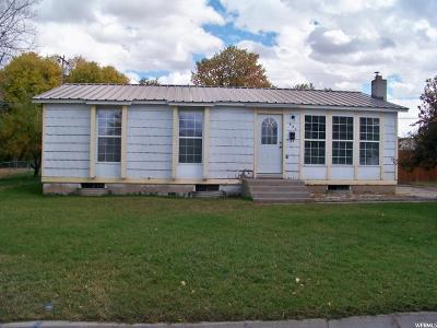 Single Family Home For Sale: 654 N 6 St