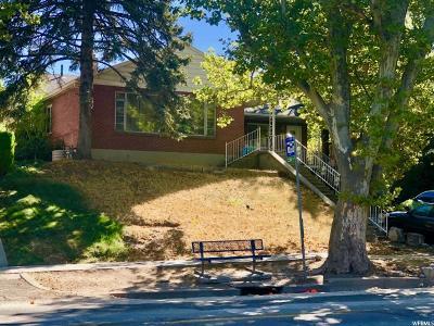 Salt Lake City Multi Family Home For Sale: 1775 S 1300 E #2