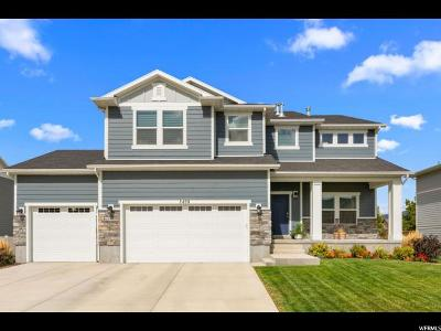 Lehi Single Family Home For Sale: 2498 W 275 N