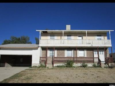 Castle Dale UT Single Family Home For Sale: $63,000