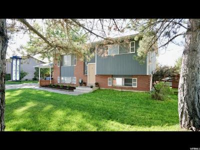 Pleasant Grove Single Family Home For Sale: 745 W 1160 N