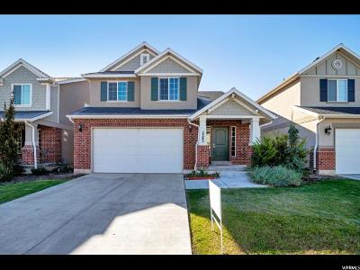 Pleasant Grove Single Family Home For Sale: 2283 W 610 S