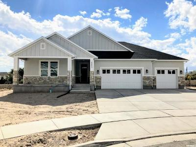 West Jordan Single Family Home For Sale: 5451 W Timm Ct S #8