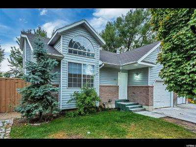 Orem Single Family Home For Sale: 1091 W 220 S