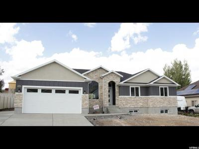 Santaquin Single Family Home For Sale: 1282 S Foothill Dr
