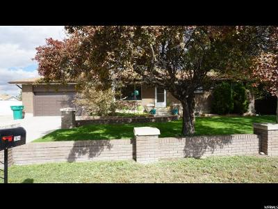 Riverton Single Family Home For Sale: 2614 W 12270 S