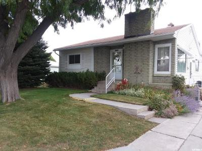 Huntington UT Single Family Home For Sale: $137,900