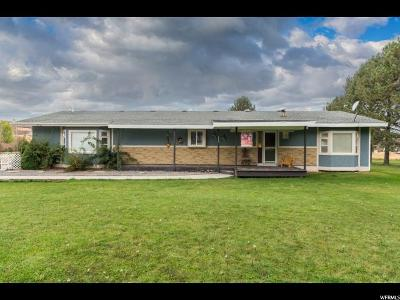 Paradise Single Family Home For Sale: 9500 S Hwy 165