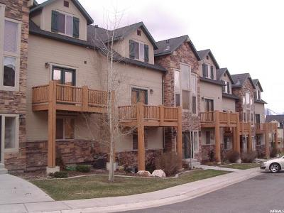 Weber County Condo For Sale: 5063 E Lakeview Dr N #1005