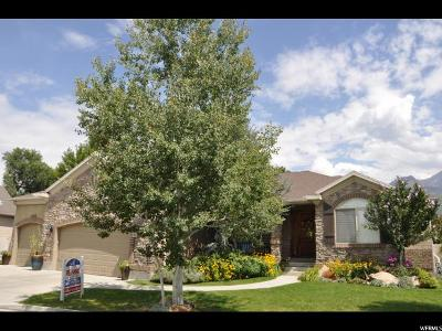 Cottonwood Heights UT Single Family Home For Sale: $599,400