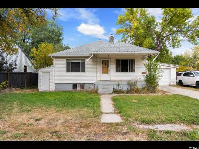 Wasatch County Single Family Home For Sale: 145 E 200 S