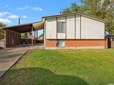 West Valley City Single Family Home For Sale: 4078 W 3140 S