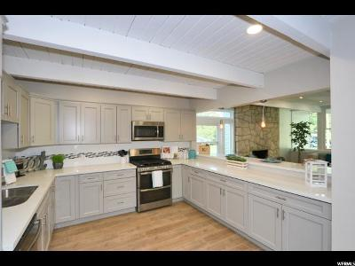 Holladay Single Family Home For Sale: 5797 S Beaumont Dr