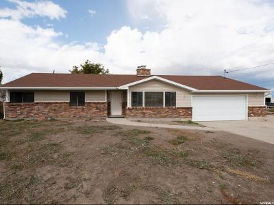 Tooele County Single Family Home For Sale: 827 E Main St