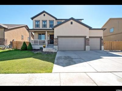 Stansbury Park Single Family Home For Sale: 10 E Clearwater Dr N