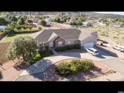 St. George Single Family Home For Sale: 925 W Diamond Valley Dr