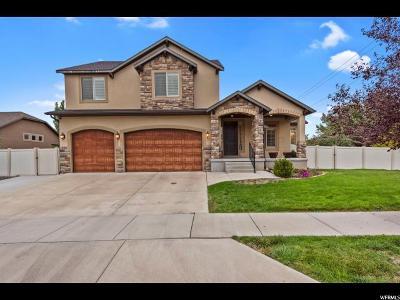 Sandy Single Family Home For Sale: 991 E Fallbrook Way