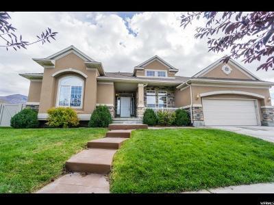 Stansbury Park Single Family Home For Sale: 444 E Covington Cir