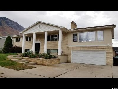 Provo Single Family Home For Sale: 788 E 2680 N