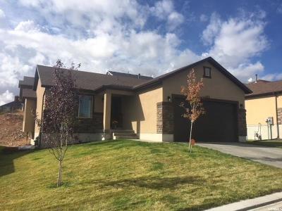 Santaquin Single Family Home For Sale: 492 Slate Dr