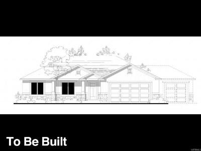 Salem Single Family Home For Sale: 1497 S 270 W #55