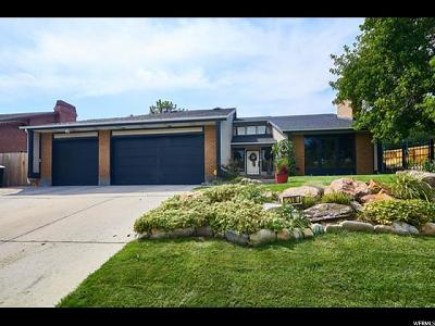 Murray Single Family Home For Sale: 418 Bridlewalk Ln