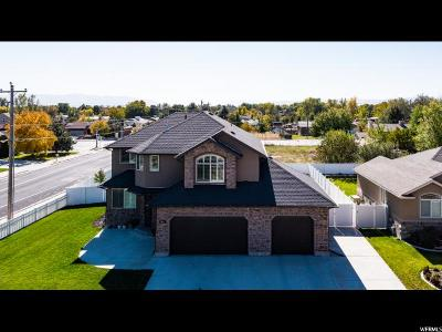 West Jordan Single Family Home For Sale: 2231 W Mya Nichol Cir S