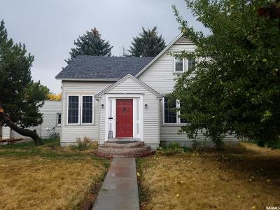 Logan Single Family Home For Sale: 258 W 200 N
