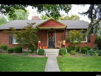 Holladay Single Family Home For Sale: 4505 S Russell St E