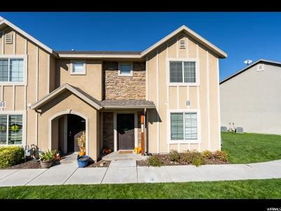 Spanish Fork Townhouse For Sale: 1192 N Dragonfly Ln